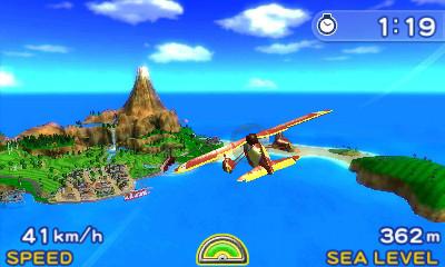 Pilotwings Resort 1